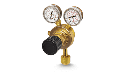 CO<sub>2</sub> GAS REGULATOR