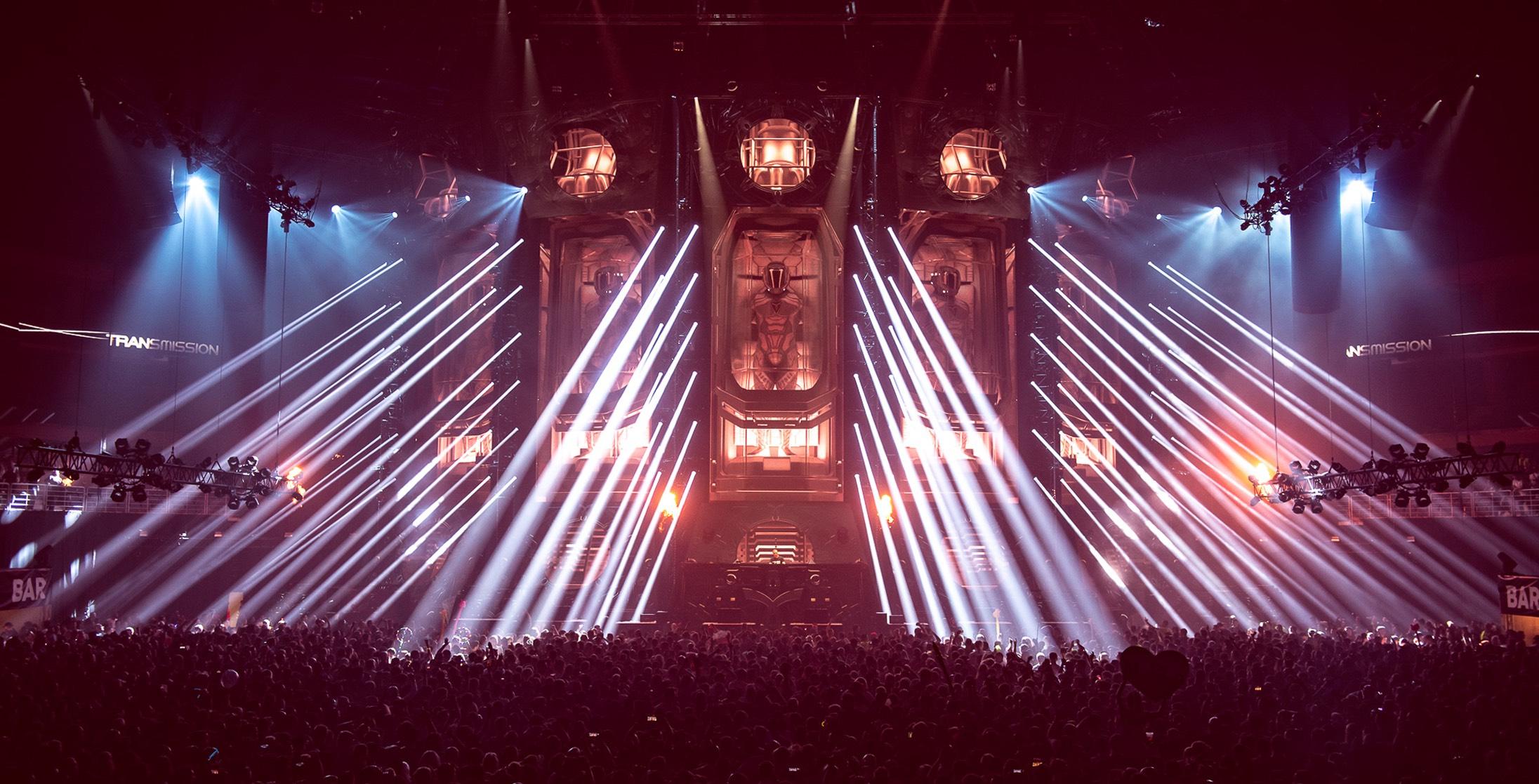 O2 Arena Prague - Transmission Festival @Palci