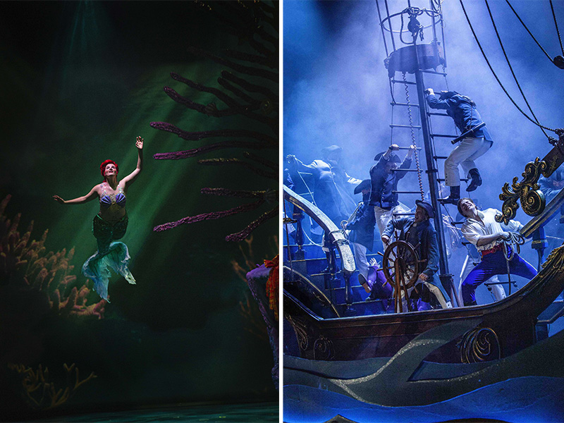 Helsinki City Theatre – The Little Mermaid (2) © Robert Seger