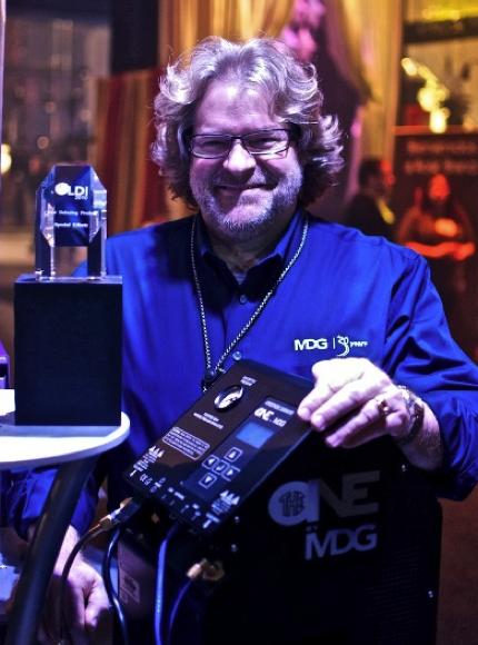 Martin Michaud, President & CEO