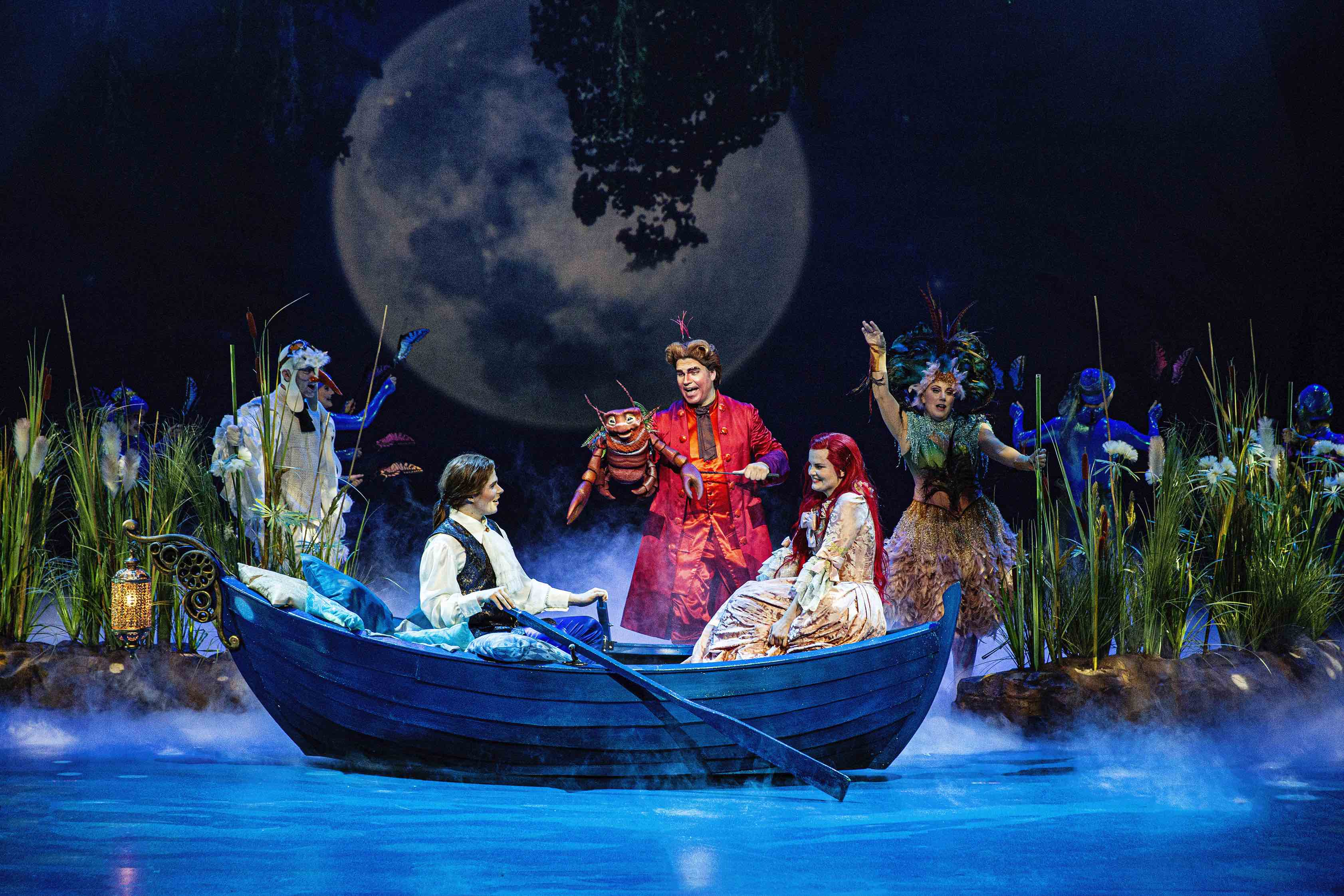 Helsinki City Theatre – The Little Mermaid (1) © Robert Seger
